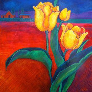 Tulip Ocean - JoArt&Design
