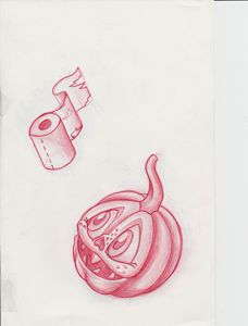 Halloween Flash Sketches