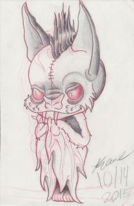 Bat Sketch