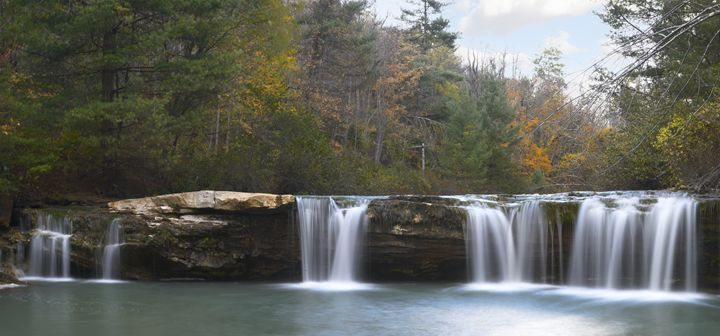 Barbershop Falls - ujmag Photography