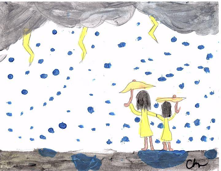 Rainy Day - Chelsea's Art