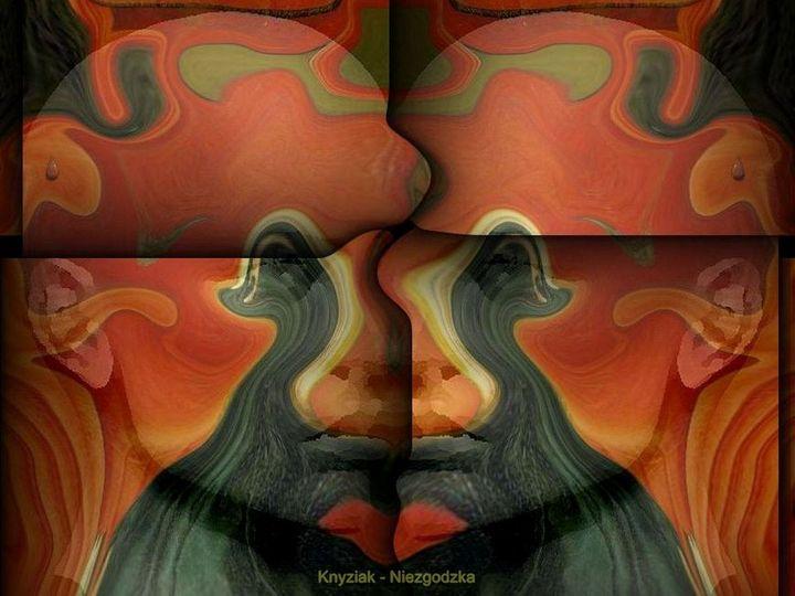 Butterfly Effect - Paulina Knyziak-Niezgodzka