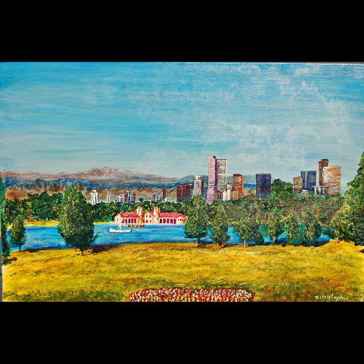 Denver City Park - Mark Smith