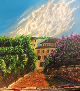 Passage, Tuscany