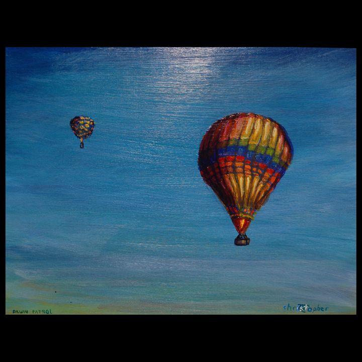 Dawn Patrol - Mark Smith