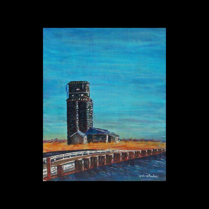 Loveland Grain Silo - Mark Smith
