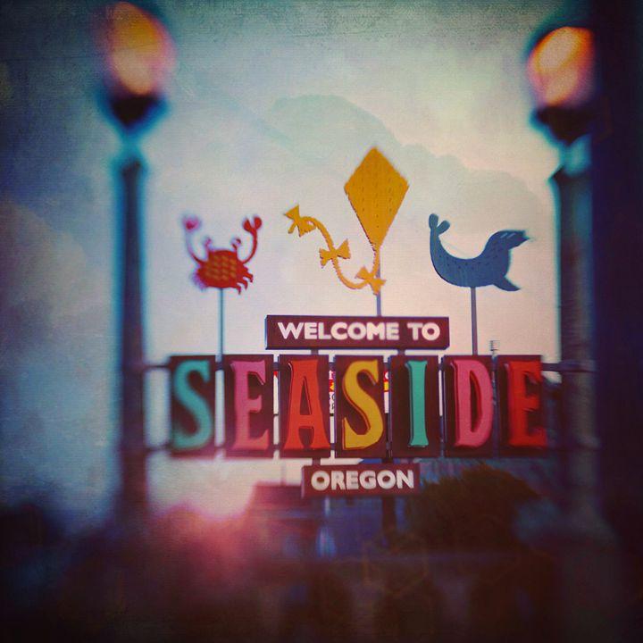 Seaside - Andrea Dixon