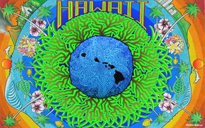 Hawaii Globe - ILD