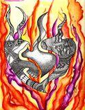 Original Fiery Heart