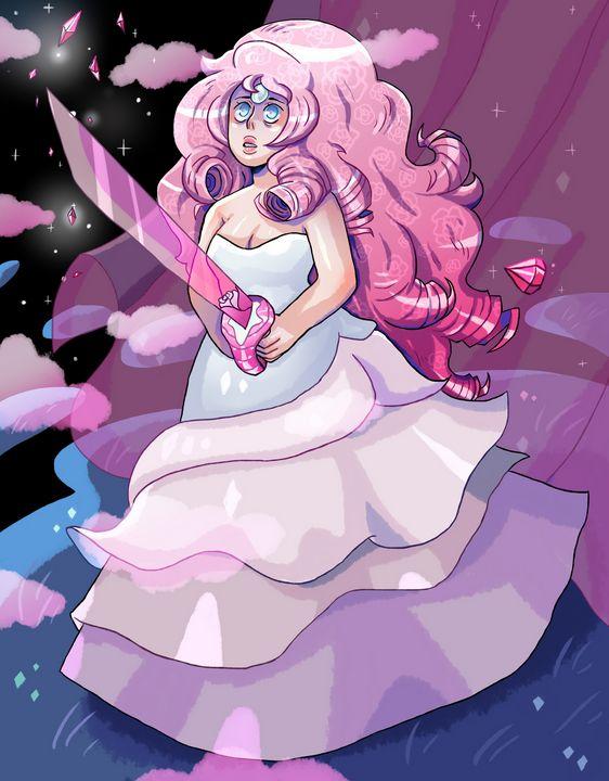 Rose Quartz - Fureka