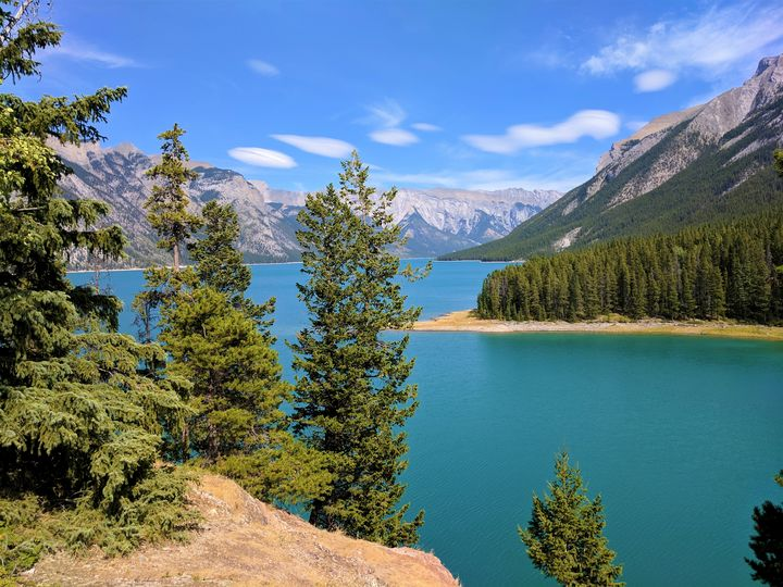 Lake Minnewanka Canada - Terry Restivo