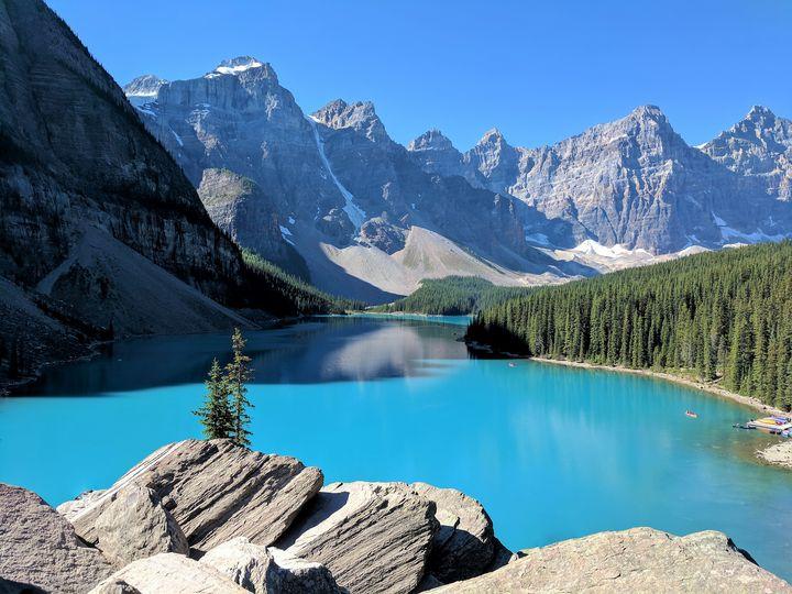 Lake Moraine - Terry Restivo
