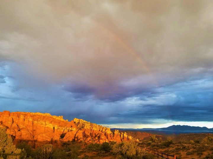 Under the Rainbow - Terry Restivo