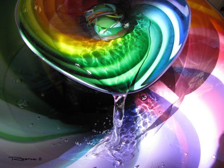 Liquid Art - Terry Restivo