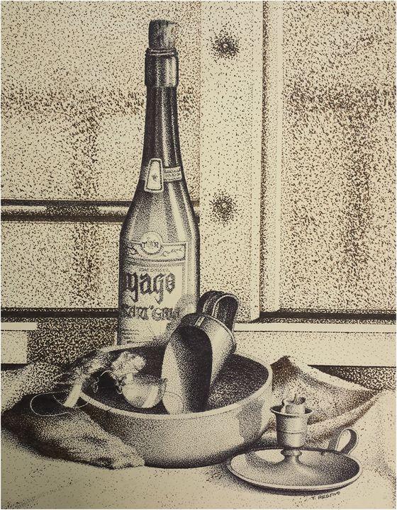Table Art - Terry Restivo