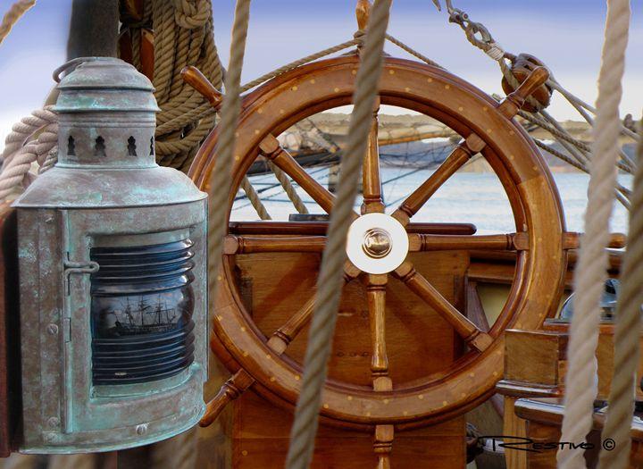 The Ships Lantern - Terry Restivo