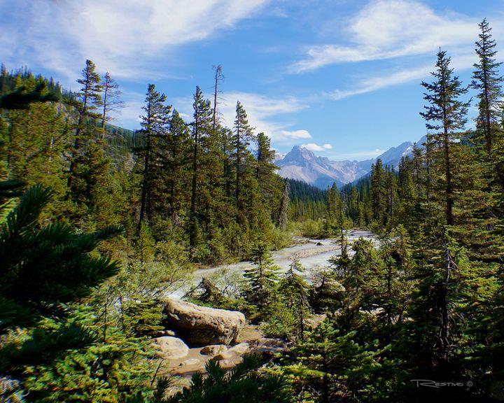 Canadian Rockies - Terry Restivo