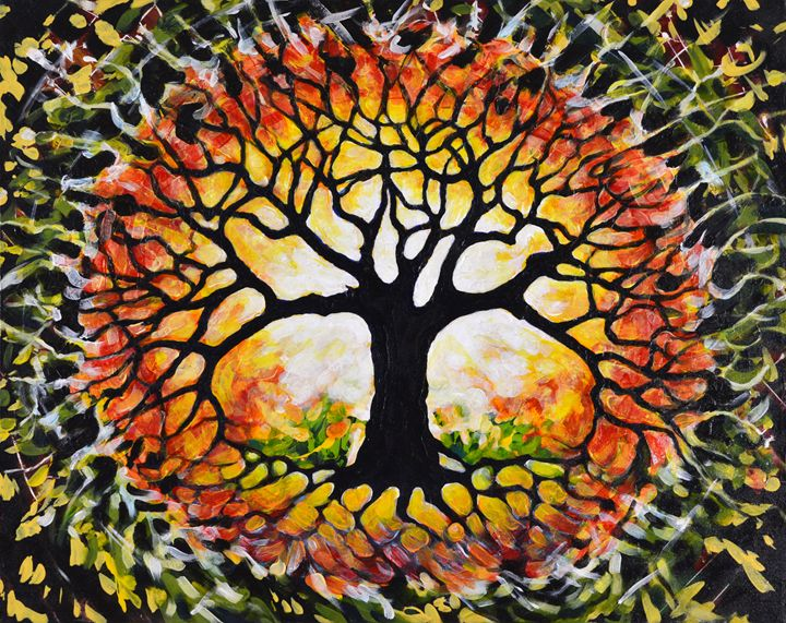 Tree of Life - Carolee