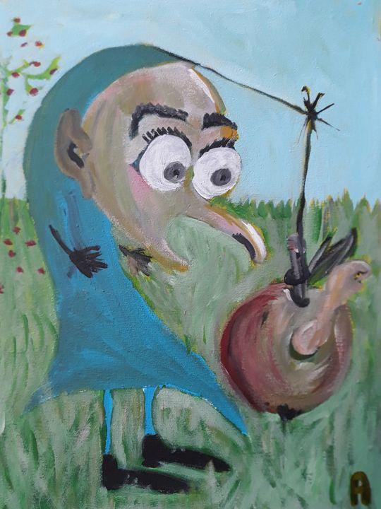 No rush - Andzejs paintings