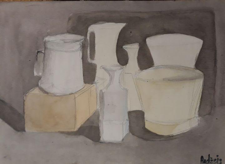 Still life - Andzejs paintings
