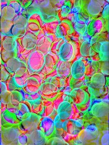 Bubble Iridescence