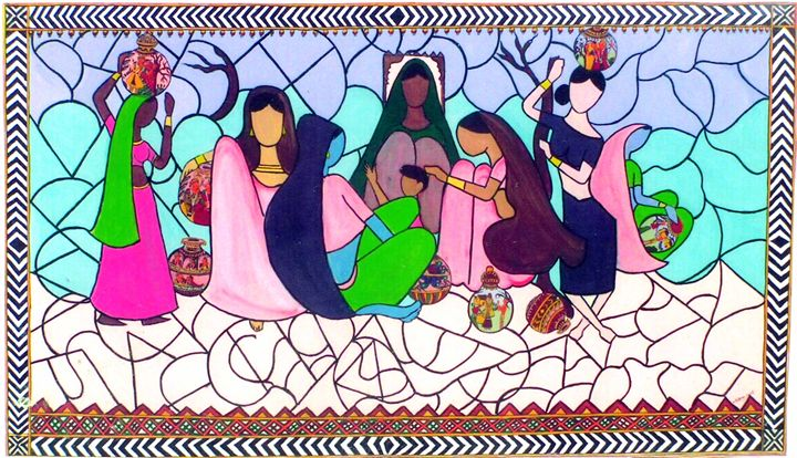 PANIHARIN - Kalpana's Creation