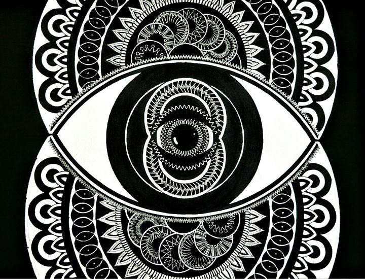 The EYE - K_art_HICK