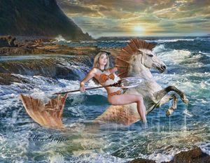 Seahorse Warrior