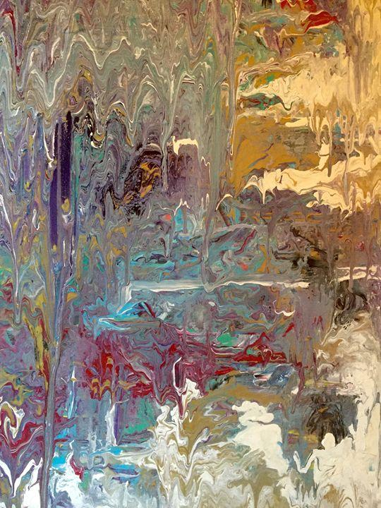 Mardi Gras - AbstractJWinn