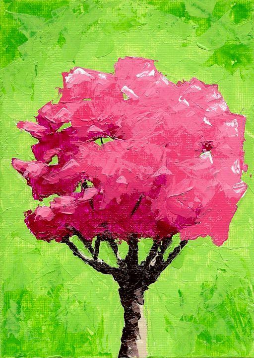 Cherry Blossom - Tim Johnson