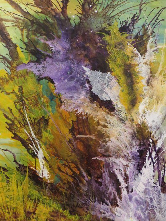 Branching Out - Soraya Silvestri