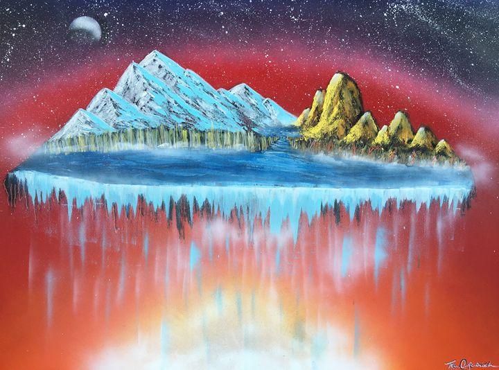 Elements of Elevation - Infinite Spray Art