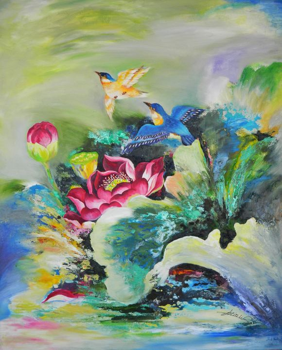 Splash - LRB Fine Art