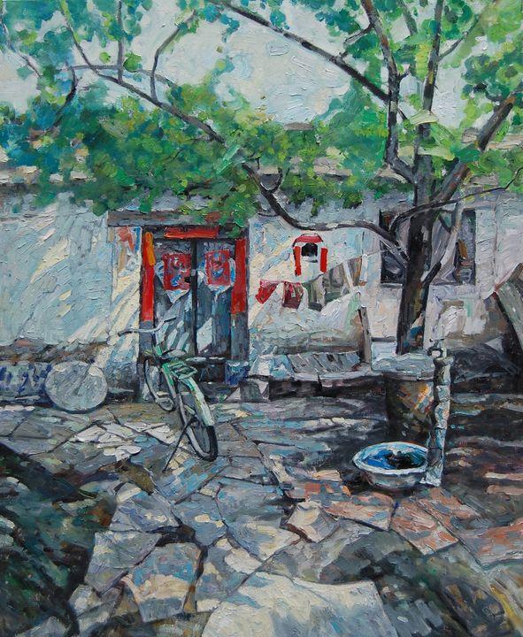 Front yard - LRB Fine Art