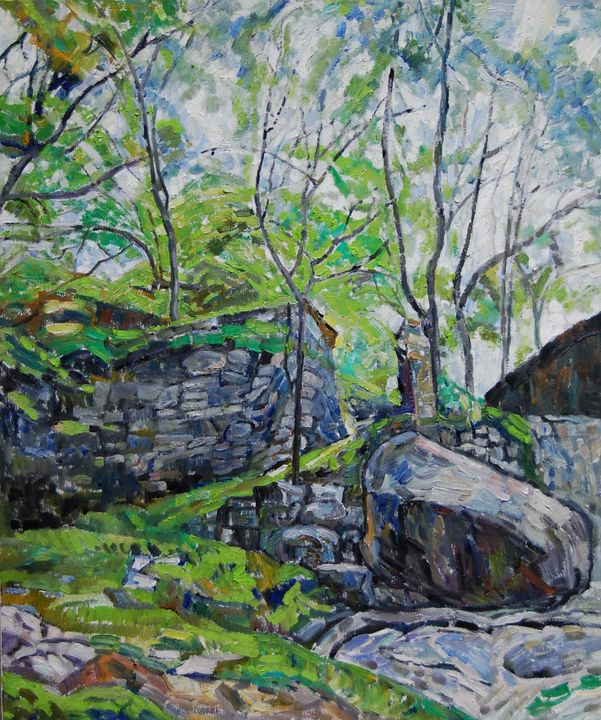 Stone Road - LRB Fine Art