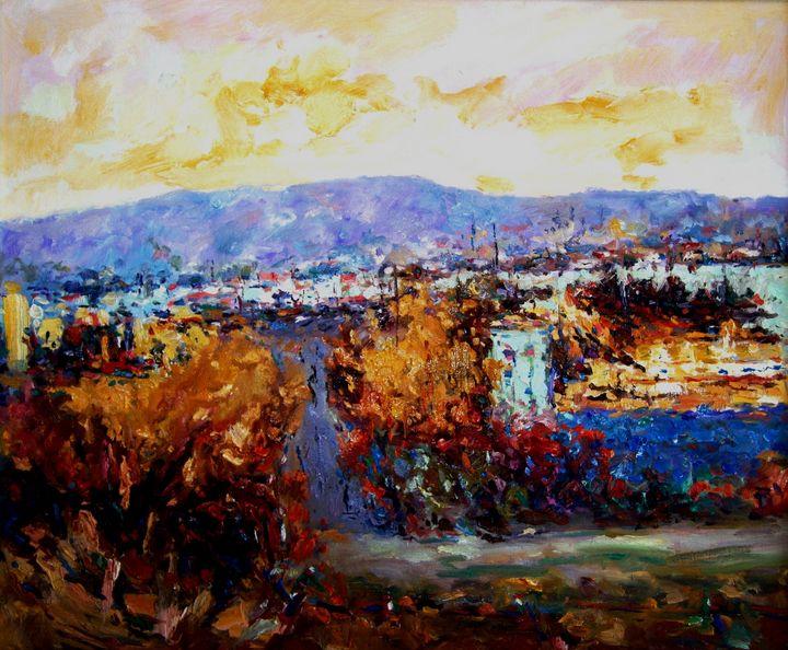 Vladivostok 2 - LRB Fine Art