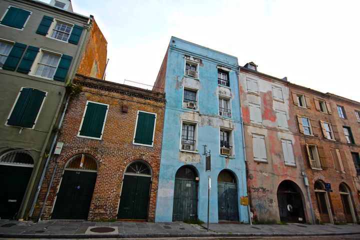 Downtown New Orleans - Pure Images by Bre