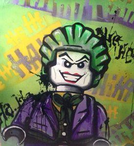 Lego joker .... HAHA