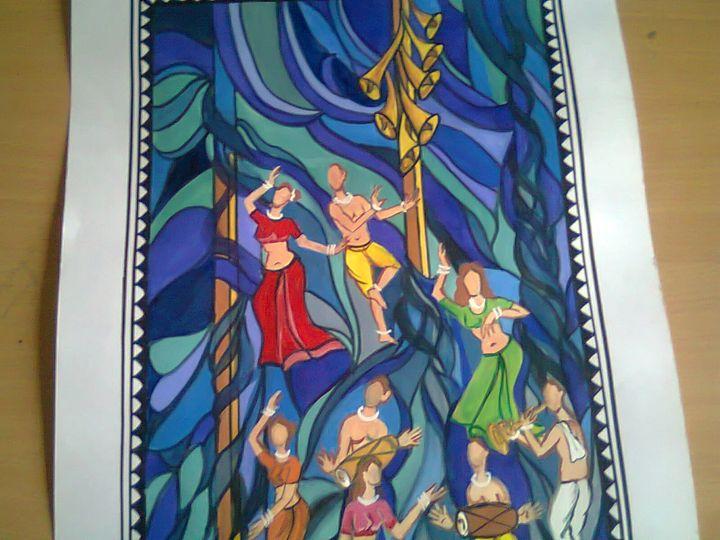 Tribal Celebrations - Bindu Rajeshwar
