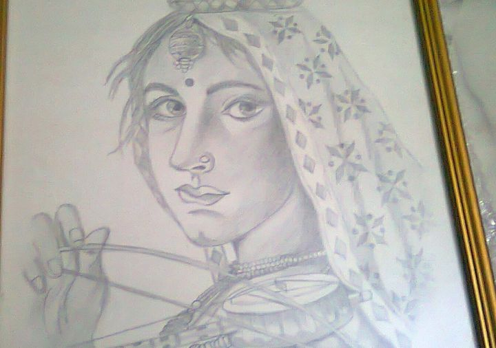 Gypsy Lady - Bindu Rajeshwar