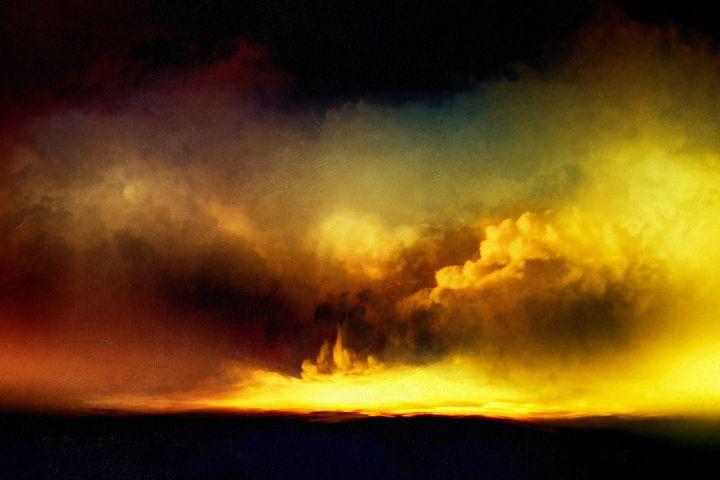 Eruption - Lonnie Christopher