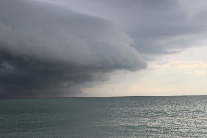 the EDGE OF THE STORM - lowcountryphotos