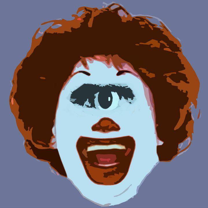 Clown - JOHANNES