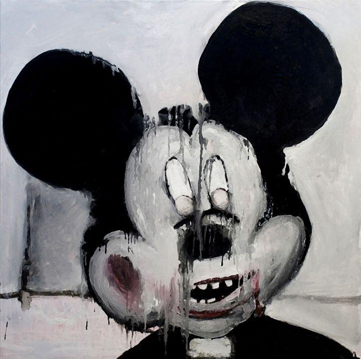Zombie Mouse - JOHANNES