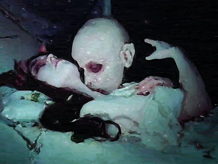 Nosferatu kiss - JOHANNES