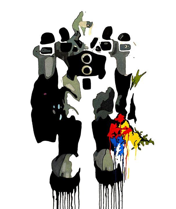 Robot Lover - JOHANNES
