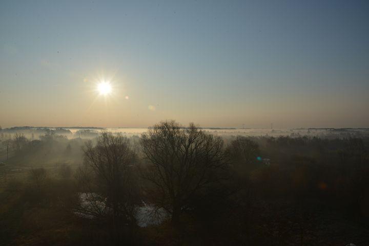 Morning in Kolobrzeg - Irina