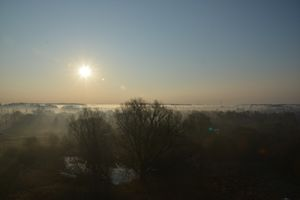 Morning in Kolobrzeg