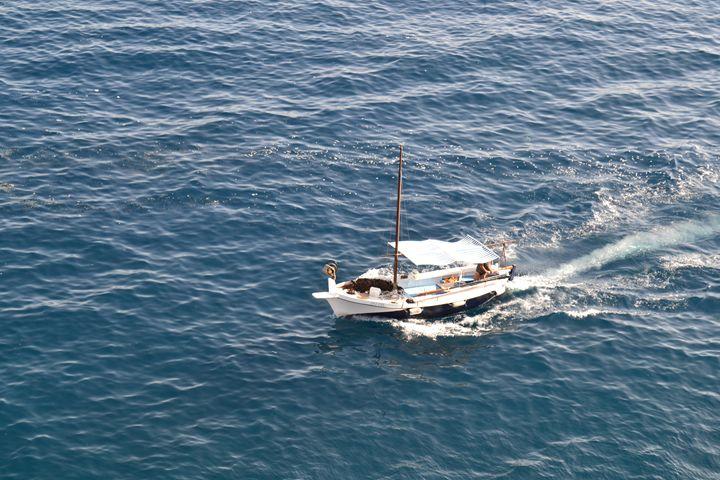 Boat - Irina