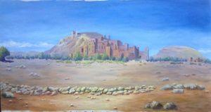 Kasbah of Aït Benhaddou